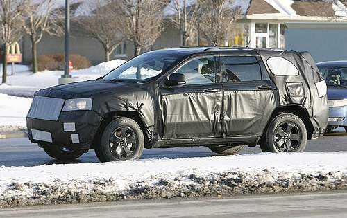 New Dodge Durango 2012. New Grand Cherokee to offer 5-